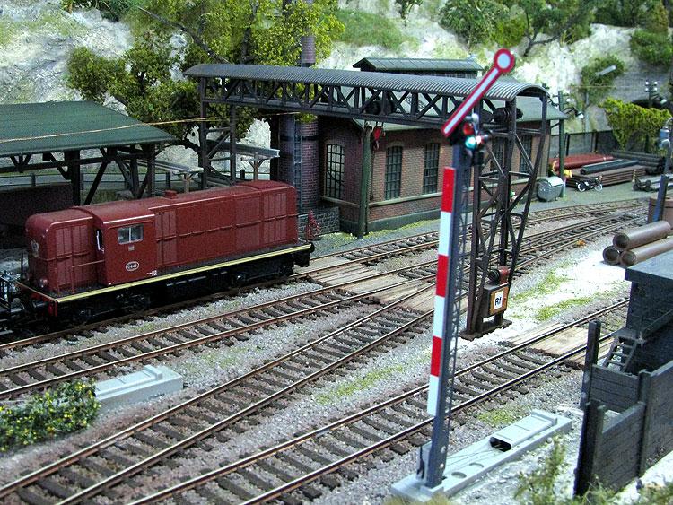 zaterdag trein modelspoor 10 juni
